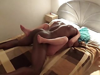 Mature lady fucked hard by bbc