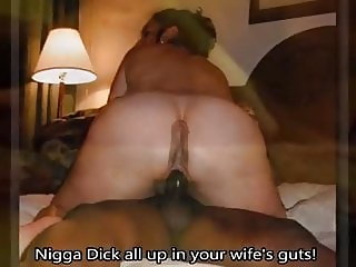 Cuck's idea to give his wife to black men.