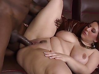 White Pawg BBC Interracial. Blacked Deep Missionary