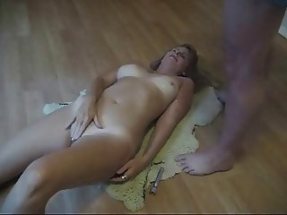 tits used pussy played with