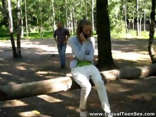 Nature arouses teen libido