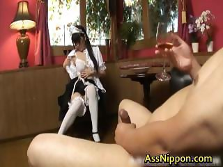 Super horny Japanese babes fucking part5