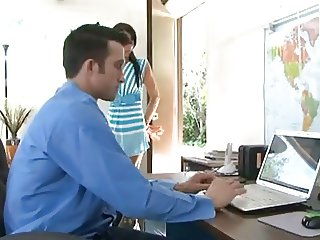 Tanner Mayes Get A Big Dick In The Office,By Blondelover.