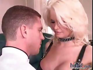 Are naughty blondes better in bed