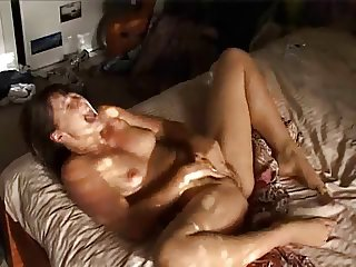 Crazy Hot Masturbation