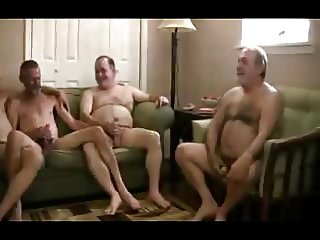 Daddies orgy