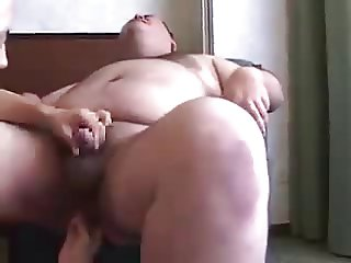 Fat man couple perfect 2