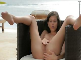 french tropical wibe and pussy fingering