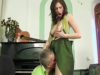 She Needs A Fuck Not A Music Lesson !