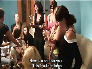 Amateur Girls in an Orgy - Alcohol and Sex - Part.1