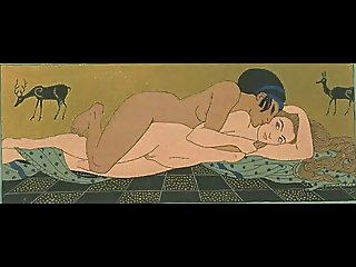 Erotic Art of George Barbier 1 - Les Chansons de Bilitis