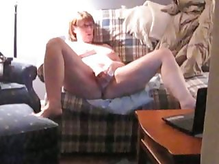Mrs. Commish - another peeping video
