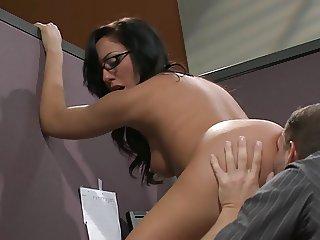 Tiffany Brookes - Office Sex