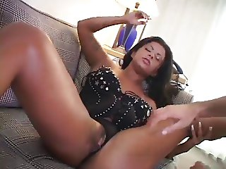 Brazilian Whore Whit a Monster Clit