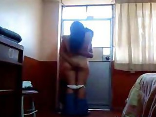 Romanian Teen Doggystyle Quickie