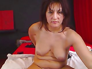 Hairy Romanian Mature
