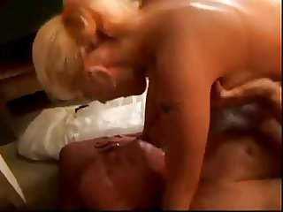 Teen Girl Fucks And Sucks With OldMan