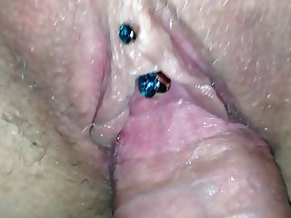 Fucking wifes wet pussy Pt. 2