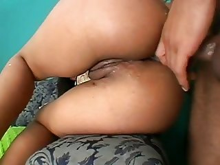 Nice Big Booty Getting Pounded - Derty24