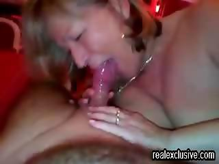 Mature German amateurs with BBW Heidi