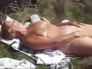 Watch orgasm of sexy granny. Amateur older