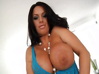Nice big tits, Kerry Louise and Christian