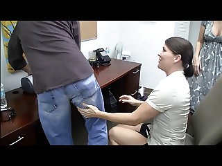 Milfs Fucking the Delivery
