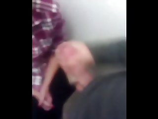 Blonde Teen Sucks And Swallows Cum In An Airplane Toilet