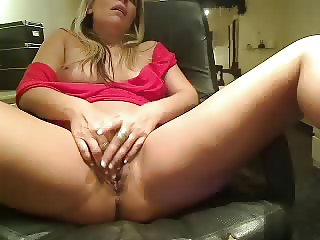 Milf on Webcam