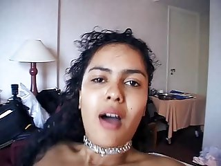 Big Brown Latina Tits - Sara Orgasms --Gulsjurip--