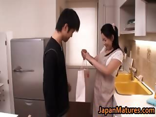 Ayane Asakura Japanese mature woman part2