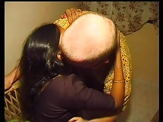 Indian Housewife and her White Husband