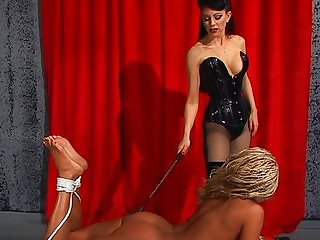 Natasha Sweet takes care of Sophia's pleasures