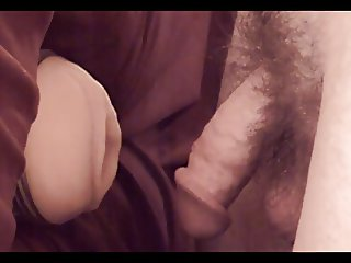 Moaning cumming inside fleshlight - LOST FOOTAGE