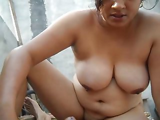 Huge boobs paki aunty Riding cock
