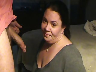 bbw still loves cock and cum
