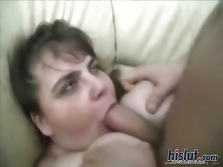 Tanya pleases her man