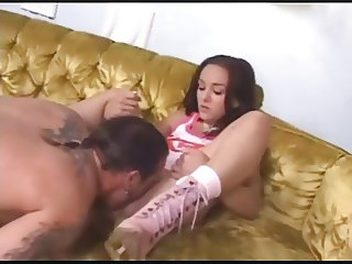 Punished by cock