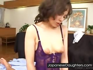 Japanese daughter Abuse