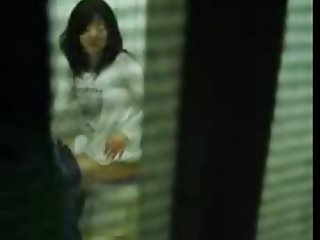Korean College Teen Spycam