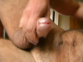 Jerk and cum
