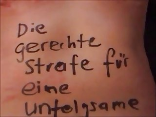 The punishment - Part 2