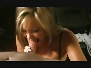 Real wife swallow cum