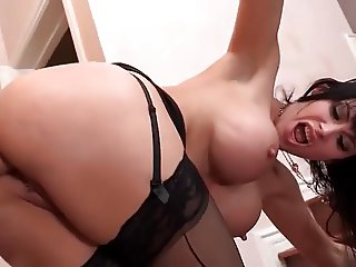 Enticing Eva's Anal Fun!