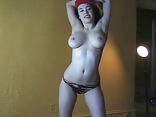French Teen Marion Strips
