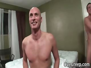 Troy Michaels gay jizz and fucking part2