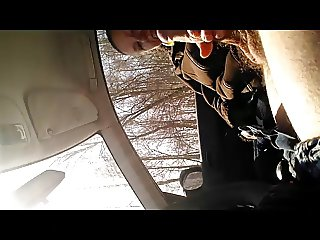 i flash grandma she make me cum