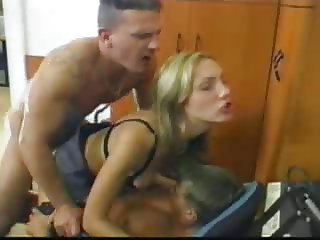 Secretary DPed - anybody know her name?