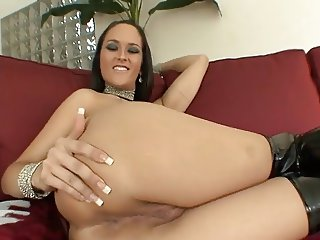 Busty Cougar Action