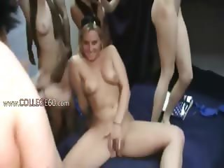 College amazing students fucking in hall
